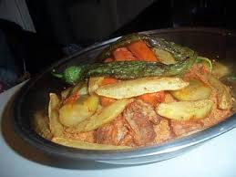 recette cuisine couscous tunisien recette de couscous tunisien de tebourba recette authentique de