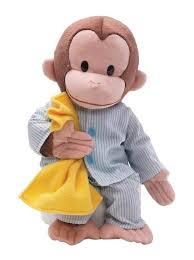 Amazoncom GUND Curious George Astronaut Stuffed Animal Toys  Games - Curious george bedroom set