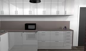 cuisine blanc et cuisine taupe et blanc pas cher sur cuisine lareduc com