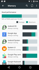 memory manager for android android m feature spotlight android gets a new ram manager that