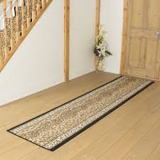 Leopard Runner Rug Hallway Carpet Runner Leopard Print