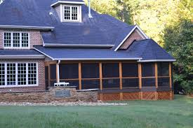 Shed Roof Screened Porch Blog Archadeck Outdoor Living