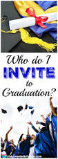 How To Make Graduation Invitations For Free Who Do You Invite To Graduation Life Is Sweeter By Design