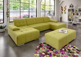 Wohnzimmer Couch Kaufen Dreams4home Polstergarnitur U0027retro I U0027 U Form Sofa