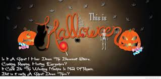 Short Poems About Halloween Funny Childrens On Halloween Quotes And Sayings