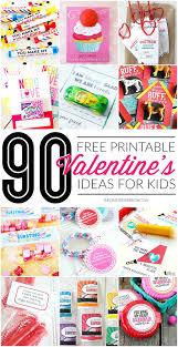 free printable valentine u0027s day ideas