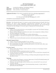 resume summaries samples relationship manager job description resume free resume example sample resume in retail management