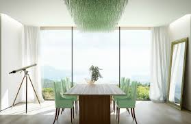 mint green dining room chairs interior design ideas