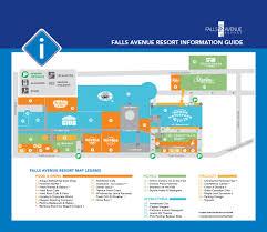 Victoria Falls Map Maps Falls Avenue Resort Niagara Falls Ontario