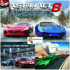 Lamborghini Veneno Asphalt Nitro - best hd racing games for android and ios monsterabs