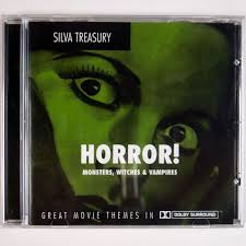 horror monsters witches u0026 vampiers movie themes halloween cd