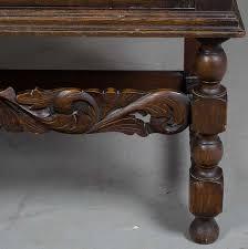 jacobean antique sideboard