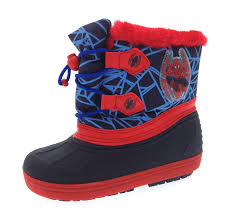 winter s boots in uk marvel boys boots waterproof wellies size