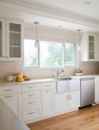 Stainless Steel Farm Sinks For Kitchens Stainless Steel Apron Sink Kitchen Contemporary With Apron Sink