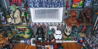 Star Wars Bedroom by The Star Wars Room Of Chris Salton Retrozap