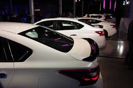 nissan midnight edition nissan unveils 5 new midnight edition models autoguide com news