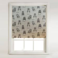 Shabby Chic Kitchen Blinds Multi Coloured Roller Blinds Ebay
