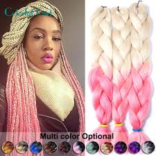 Colored Hair Extension by Faux Locs Crochet Hair Colored Hair Extensions Blonde Auburn Dark