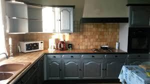 relooker une cuisine ancienne superbe relooker une cuisine en chene 14 revger relooking