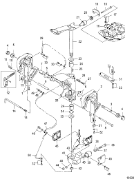 transom and swivel brackets manual for mariner mercury 40 40