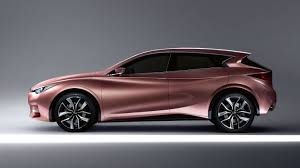 gold color cars infiniti q30 side view car and curves pinterest cars
