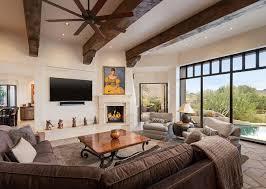 desert highlands contemporary southwest remodel interior design