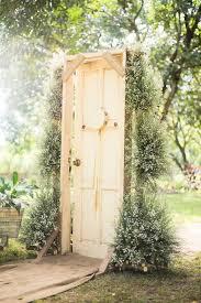 Wedding Backdrop Doors 179 Best Ceremony Images On Pinterest Arch Wedding Ceremony