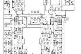 floor plans for assisted living facilities 25 floor plan medical fcaility 31b student health center gordon