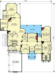 master bedroom suite floor plans luxurious master bedroom suite 83379cl architectural designs