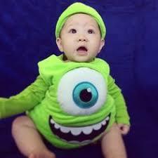 Infant Monsters Halloween Costumes Children U0027s Apparel Network Monsters Blue Mike Knit Hoodie