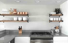 open kitchen shelving ideas inspiring open shelves kitchen for the house plan of styles and