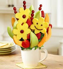 bouquet of fruits sweet treat fruit bouquet bridgeport ct florist