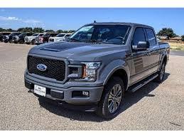 new 2018 ford f 150 for sale lubbock tx vin 1ftew1eg5jfa30531