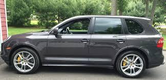 porsche cayenne turbo s 2007 lowered my 2009 cayenne turbo s with durametric rennlist