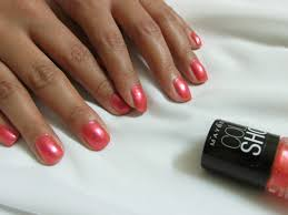 maybelline color show nail polish review indian beauty diary