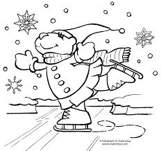Innovative Ideas Printable Winter Coloring Pages Free Coloring Pages Winter Coloring Pages Free