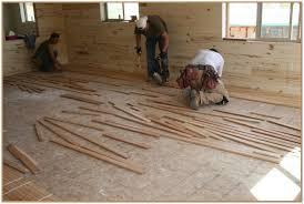 hardwood floor installation cost floormology