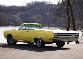 1969 dodge dart gts convertible 63878