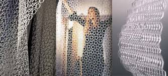 Modern Laser Cut Textiles Can Be Your Stylish Home Décor Tool - Home decor textiles