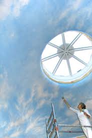 ceiling painting sky painting color consult com