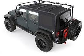 cargo rack for jeep wrangler amazon com smittybilt 76717 src roof rack for jeep jk 4 door
