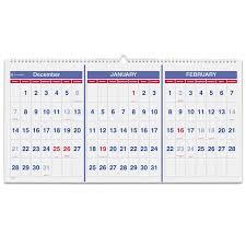 8 best images of 3 month planning calendar 2015 3 month calendar