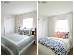 How To Bedroom Makeover - bedroom redo part 17 guest bedroom makeover home decorating