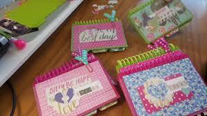 craft fair idea how to decorate the dollar tree index card books