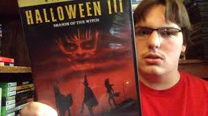 halloween iii season of the witch movie review rant youtube
