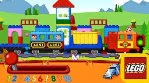 cartoon u0026 game for kids lego duplo train hd youtube