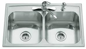Kitchen Sink Strainer Assembly by Sink Strainer Installation Method