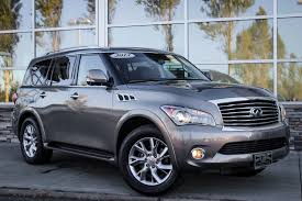 infiniti qx56 not starting pre owned 2013 infiniti qx56 4dr 4wd sport utility in lynnwood