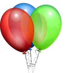 palloncini clipart clipart palloncini festa vector clipart vettoriali gratis