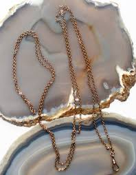 vintage watch chain necklace images Vintage 50 gold filled ladies watch chain muff guard necklace jpg